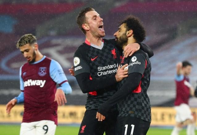Liverpool, met basisspeler Origi, wipt naar derde plaats in Premier League