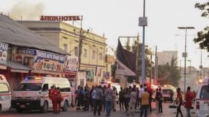 Minstens 17 doden bij aanslag op hotel in Mogadishu