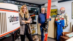 """Danny Bertels, van excentriek topsporter, naar 'schoonvader' van Van der Poel: """"Uit de genen van Mathieu en Roxanne moeten er wel superkinderen komen"""""""