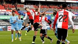 Feyenoord klopt PSV in topper, Willem II maakt einde aan negatieve reeks