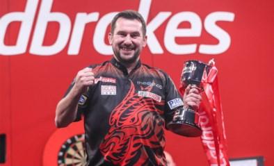 Van Gerwen-killer Jonny Clayton wint verrassend de Masters darts met fantastische cijfers in finale