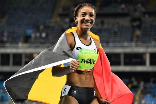 Nafi Thiam trapt volgend weekend olympisch seizoen af