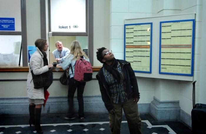 Loket in treinstation Beveren-Waas sluit dit jaar nog