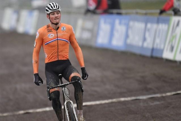 Mathieu Van der Poel overweegt vroeger uit Tour de France te stappen (en sluit acht wereldtitels in het veld niet uit)