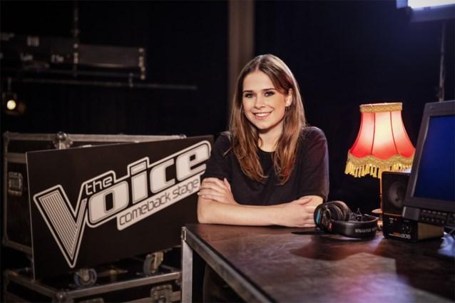 Geen extra stoel, maar wel een vijfde coach: Laura Tesoro krijgt speciale rol in 'The voice van Vlaanderen'