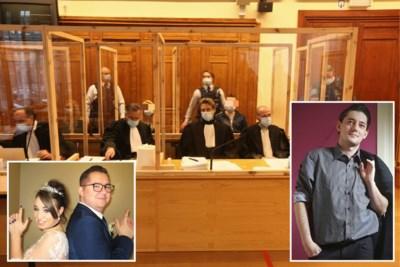 Zes mannen en zes vrouwen beslissen over gevangenisbruid voor moord op Andy