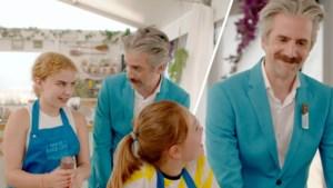 'Curieuzeneuzemosterdpot' Jeroom vraagt naar het liefdesleven van de piepjonge bakkers in 'Junior bake off Vlaanderen'