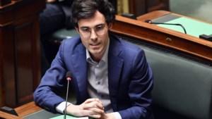 Kristof Calvo stopt als fractievoorzitter van Ecolo-Groen