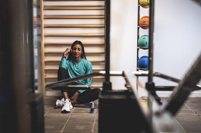 """De zeven etappes van olympisch kampioene Nafi Thiam op weg naar de Spelen: """"Zonder vaccin naar Tokio? Kan ik me niet voorstellen"""""""