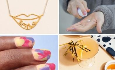 TIPS. Een laagje lente op je nagels, kunstige juweeltjes