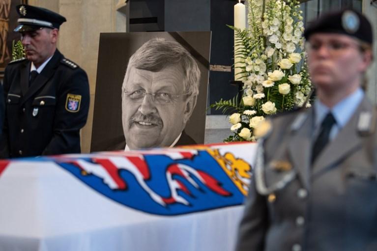 Moordenaar van Duitse politicus Walter Lübcke krijgt levenslang