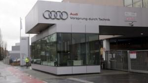 Audi Brussels hervat woensdag productie, na onderbreking door coronabesmettingen