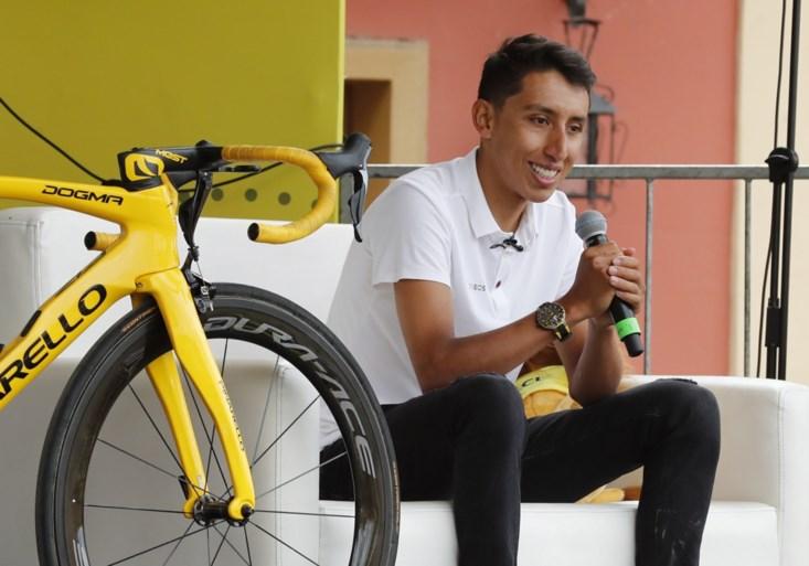 """Wordt Egan Bernal grote concurrent van Remco Evenepoel in de Giro? """"Het zou speciaal zijn"""""""