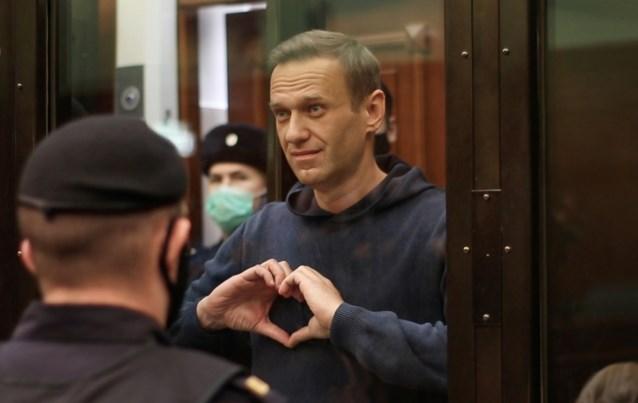 Westerse landen, waaronder België, eisen onmiddellijke vrijlating Navalny