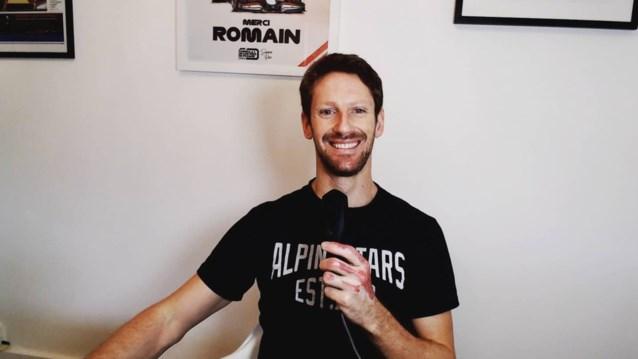 Romain Grosjean ontsnapte tijdens horrorcrash aan de dood maar gaat opnieuw racen in de IndyCar