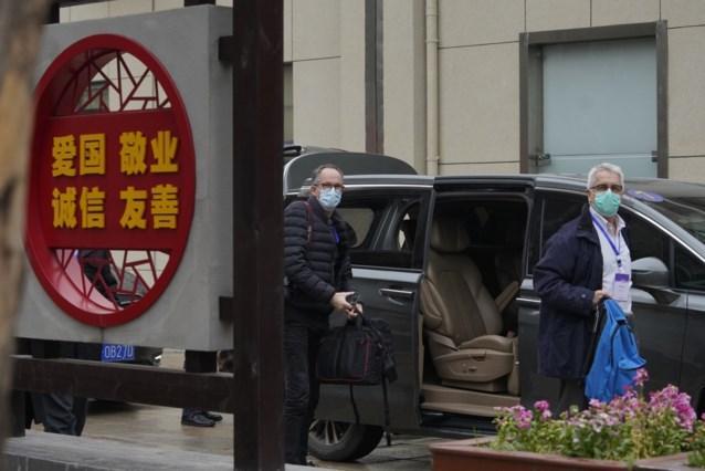 """WHO-experts: """"Coronavirus ontsnapt uit labo in Wuhan? Fantastisch scenario, maar onwaarschijnlijk"""""""