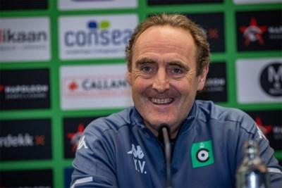 """Yves Vanderhaeghe (51) ziet degradatiestrijd met Cercle Brugge helemaal zitten: """"Hier is meer talent dan bij Kortrijk"""""""