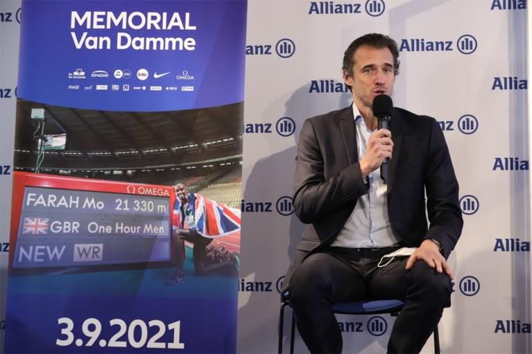 Nieuwe piste voor Koning Boudewijnstadion, verzekeraar wordt titelsponsor van Memorial en neemt Belgische atletiek op sleeptouw