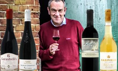 Alain Bloeykens laat je de wereld proeven: een vleugje exotisme in de wijnkelder