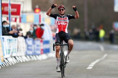 Tim Wellens grijpt de macht in Ster van Bessèges: ritwinst binnen, eindwinst voor het grijpen