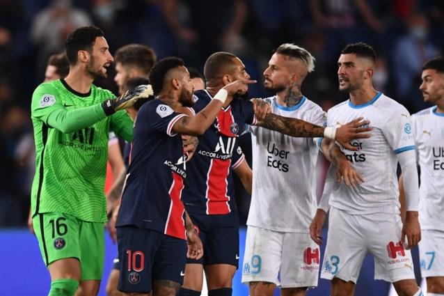 Extra veiligheidsmaatregelen voor clash Marseille-PSG