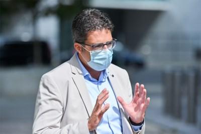 """Steven Van Gucht ziet licht aan het einde van de tunnel: """"Ik, eeuwige positivo? Als het slecht is, zeg ik het toch ook?"""""""