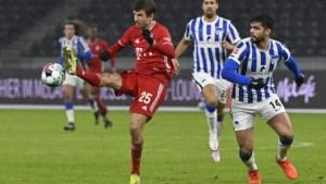 Geen stunt voor Dodi Lukebakio met Hertha Berlijn tegen Bayern München