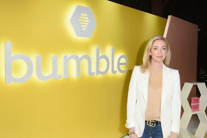 Ze richtte Tinder op, maar werd weggepest: straks is haar vrouwvriendelijke datingapp Bumble zes miljard waard