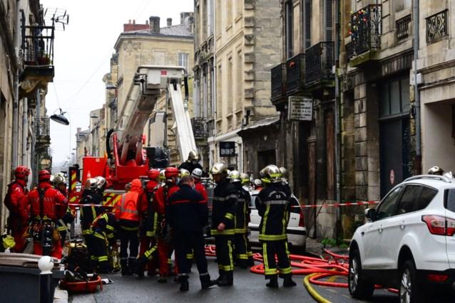 Vermiste bij explosie in Bordeaux dood teruggevonden onder het puin