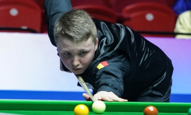 Robert Milkins houdt Ben Mertens uit derde ronde Shoot Out snooker