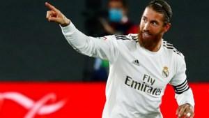 """Na Eden Hazard is Real Madrid ook Sergio Ramos weer kwijt: """"Zes tot acht weken out door knieoperatie"""""""