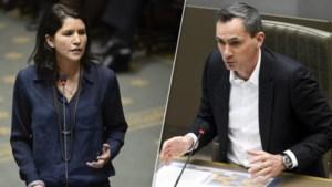 Verrassing bij verkiezingen ondervoorzitters N-VA: Lorin Parys en Valerie Van Peel halen het van Theo Francken