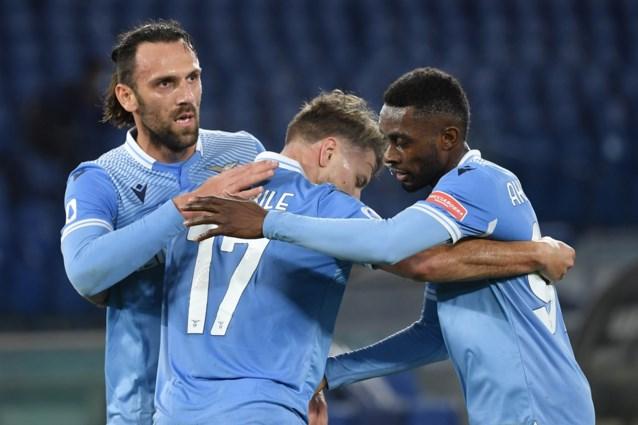 Radja Nainggolan lijdt met Cagliari nipte nederlaag op bezoek bij Lazio