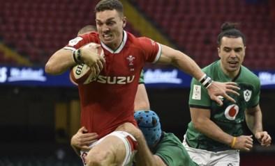 Wales wint van Ierland in Zeslandentoernooi rugby
