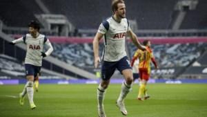 Harry Kane is terug en Tottenham knoopt meteen weer aan met zege