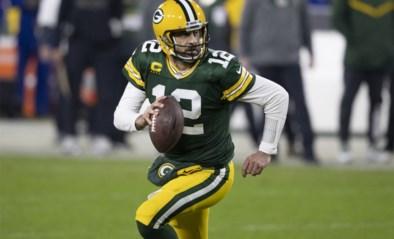 Green Bay Packers-quarterback Aaron Rodgers verkozen tot beste speler van het seizoen in de NFL
