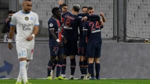 PSG blijft in zog van leider na eenvoudige zege in klassieker tegen Marseille, Dimitri Payet eist negatieve hoofdrol op