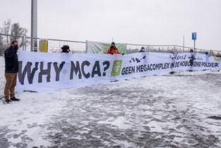 Natuurpunt voert actie tegen bouw Maritieme Campus Antwerpen