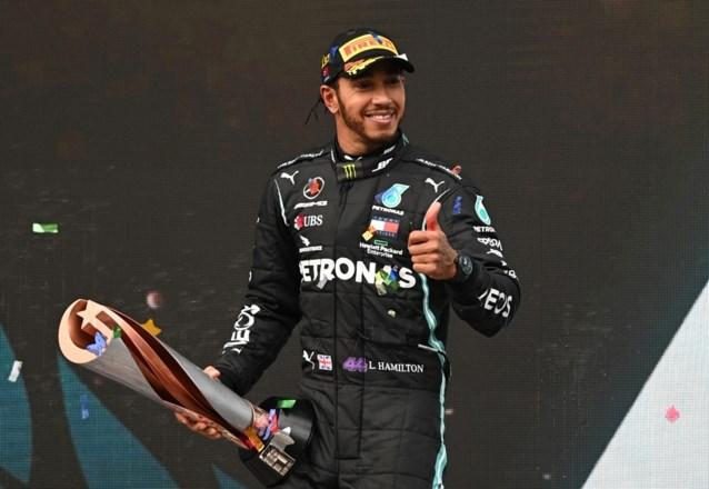 Dan toch: Formule 1-piloot Lewis Hamilton krijgt een nieuw (en laatste?) contract bij Mercedes