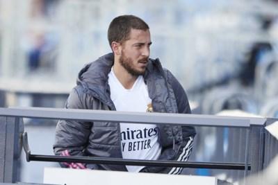 """Belgische bond heeft vragen bij medische aanpak Real Madrid na nieuwe blessure Hazard: """"Eden moet dringend uit dit sukkelstraatje"""""""