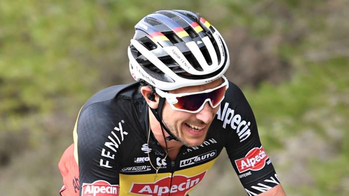 """Dries De Bondt meteen op de afspraak in Ster van Bessèges: """"Ik verkeek daar een mooie kans op een ritzege"""""""