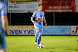 Kapitein Olivier Speltdooren blijft SK Lochristi trouw