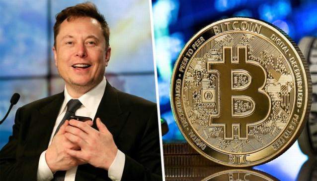 Tesla investeert 1,5 miljard dollar in Bitcoin, koers van munt schiet omhoog