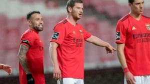 Jan Vertonghen boekt zege met Benfica