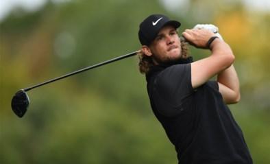 Thomas Pieters opnieuw beste Belg op wereldgolfranglijst golf