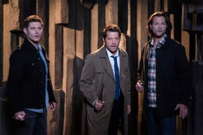 RECENSIE. 'Supernatural S15' op Amazon Prime: Waarom in godsnaam **