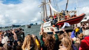 Docu over zeilreis van Anuna en Adélaïde naar klimaattop in Chili vrijdag in première
