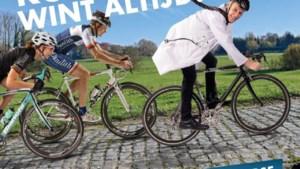 """Nokere Koerse brengt met affiche eerbetoon aan zorgsector: """"Zorgverleners sleuren ons uit de crisis, tegen de wind in"""""""