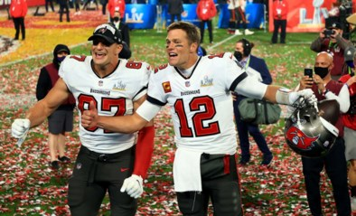Zes dingen die u moet weten over Tom Brady, die op z'n 43ste zijn zevende Super Bowl pakt
