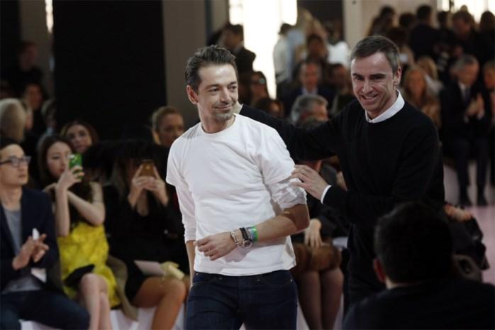 """Rechterhand van Raf Simons treedt uit de schaduw en wordt nieuwe creatief directeur bij Maison Alaïa: """"Match made in heaven"""""""